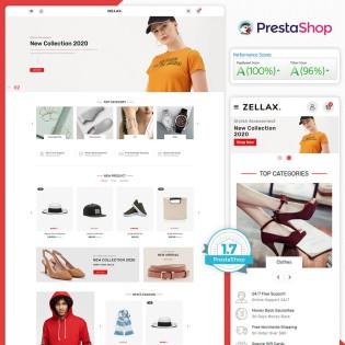 Zellax - The Fashion PrestaShop Theme