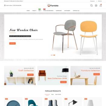 Furnisto - The Furniture PrestaShop Theme