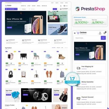 Cartexa - The MultiStore PrestaShop Theme