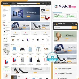 Smartshop - The MultiStore PrestaShop Theme