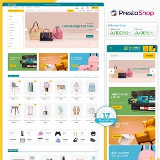 Strative - The MultiStore PrestaShop Theme