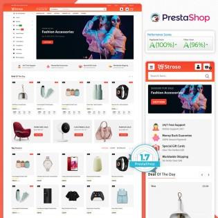 Stroso - The MultiStore PrestaShop Theme