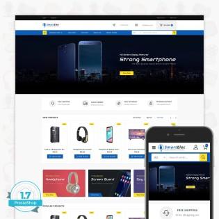 SmartElec - Electronic PrestaShop Theme