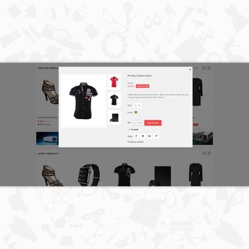 MegaSale - The Online PrestaShop Theme