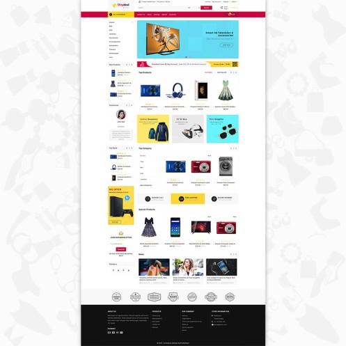 Shopdeal - The Multi Store PrestaShop Theme