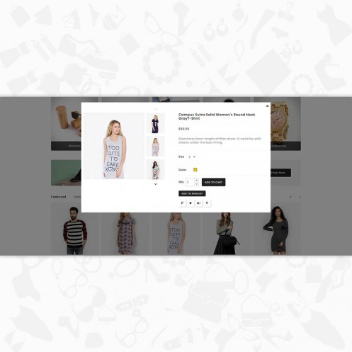 Gravity - The fashion PrestaShop Theme
