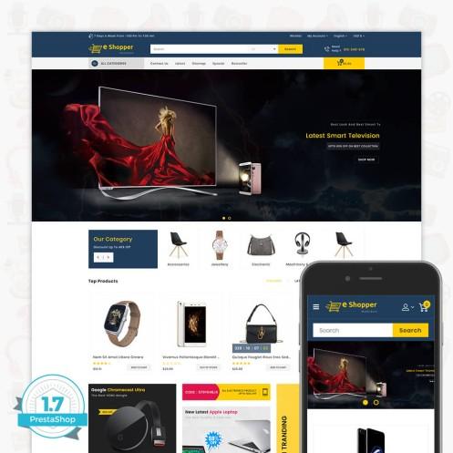 eShopper - The Multi Store Template