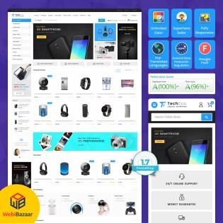 TechEco - The Online Shopping PrestaShop Theme