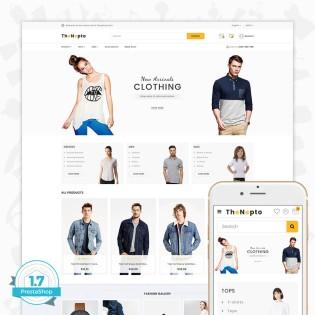 The Nepto - The Fashion PrestaShop Theme