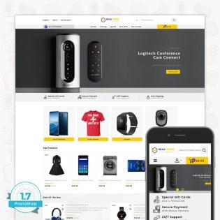 HexaStore - The Multi Store PrestaShop Theme