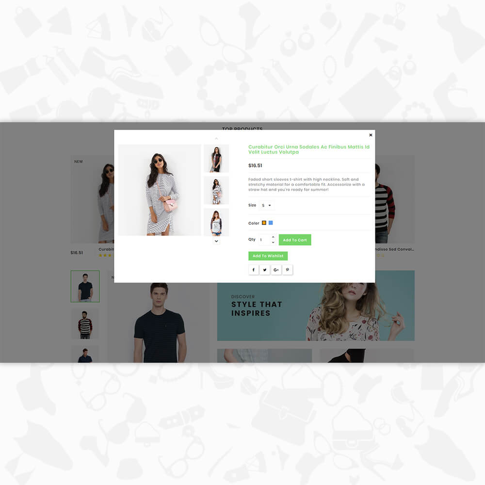 Craze - The Fashion Store Template