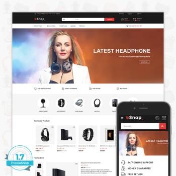 eSnap - The Electronics PrestaShop Theme