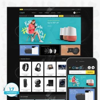 Clora - The Electronics PrestaShop Theme