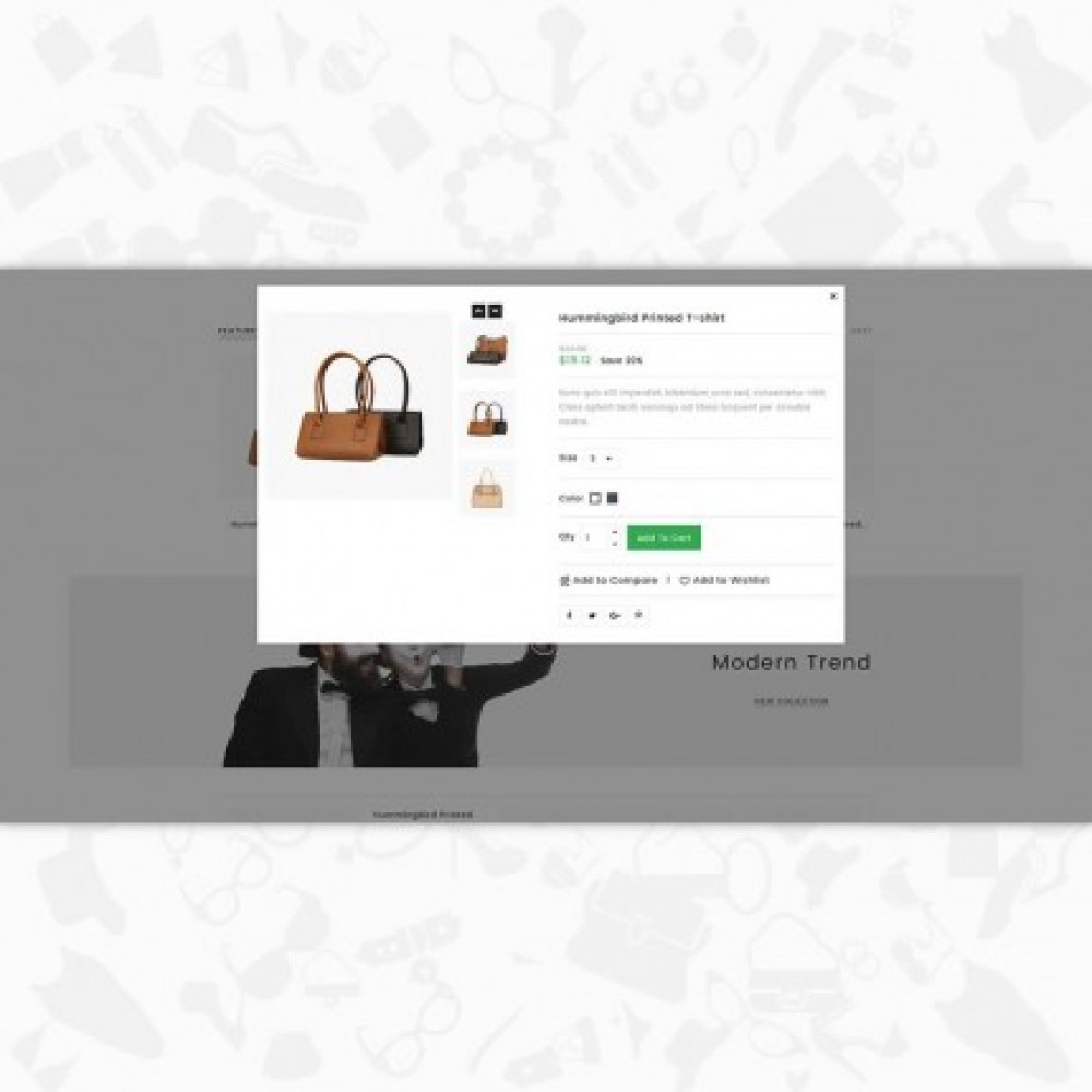 Antona - The Fashion Store Template