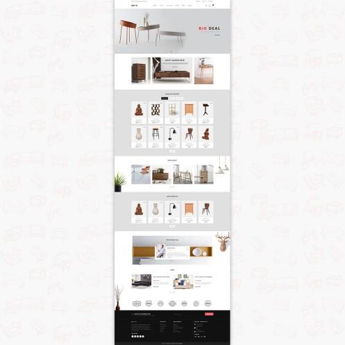 Decor - The Furniture PrestaShop Theme
