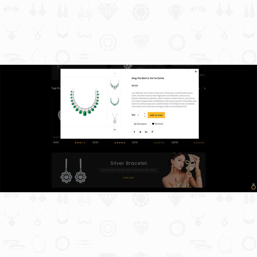 Royal Jewellery Shop Template