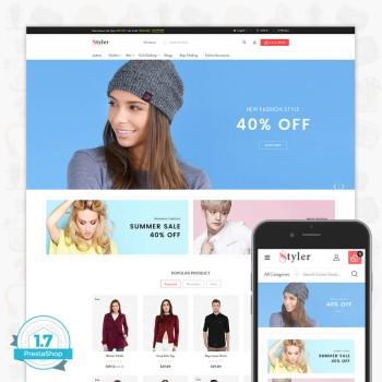 Style - The Fashion PrestaShop Theme