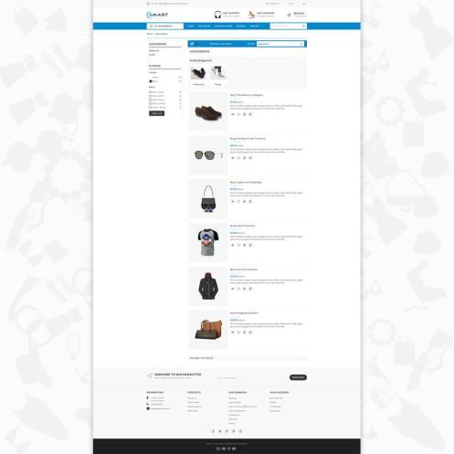 Smart - The Smart PrestaShop Theme