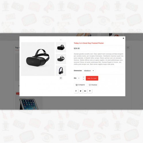 GrayMax - The Multi Shopping PrestaShop Theme