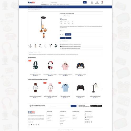 PayMe - The Best Shop PrestaShop Theme