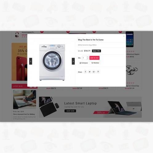 PowerMart - The Electronics Digital PrestaShop Theme