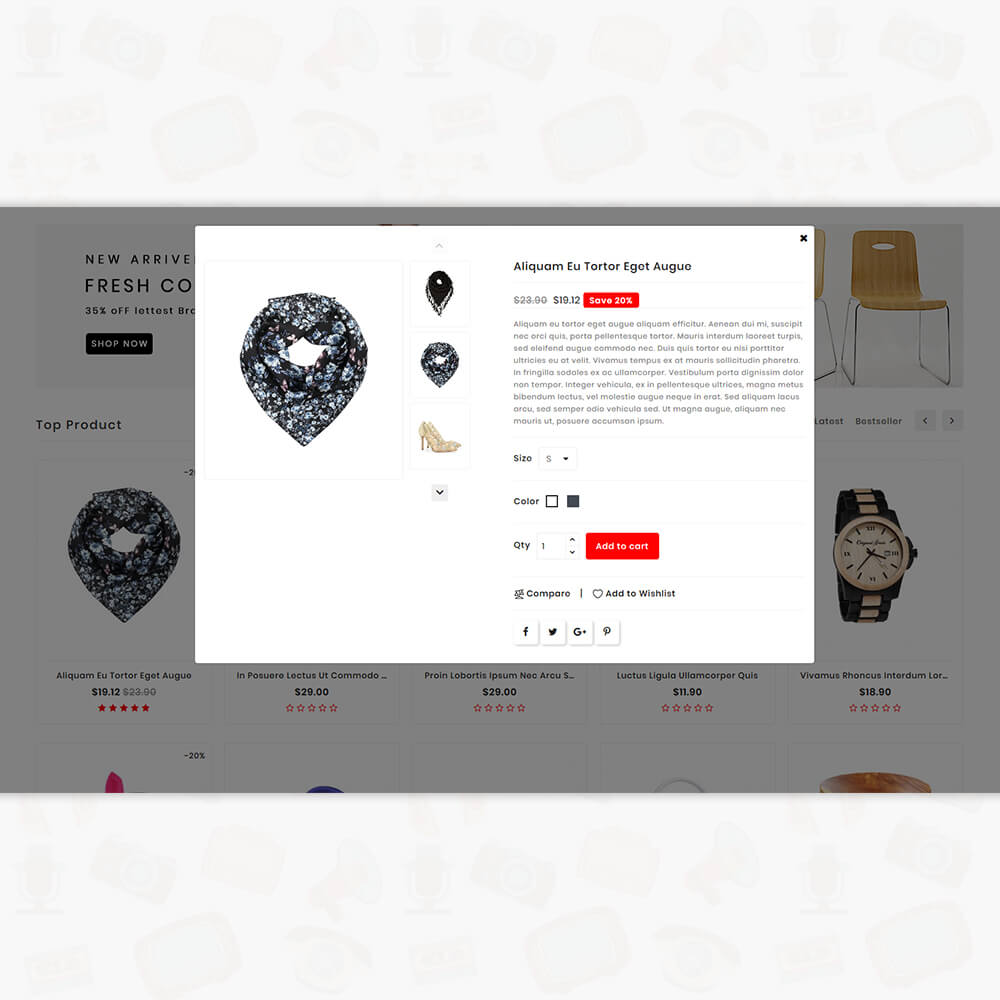 Blendmart - The Multi Shopping Template