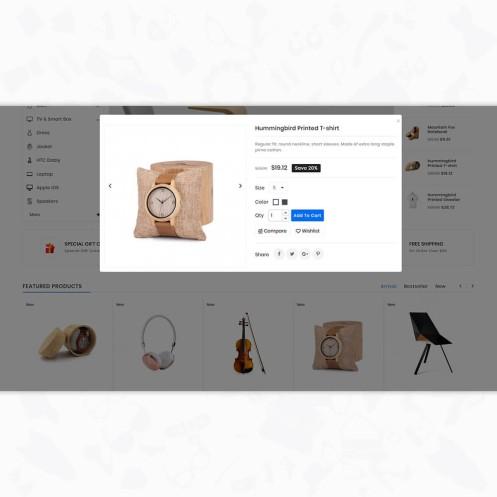 Aimbus - Electronics PrestaShop Theme