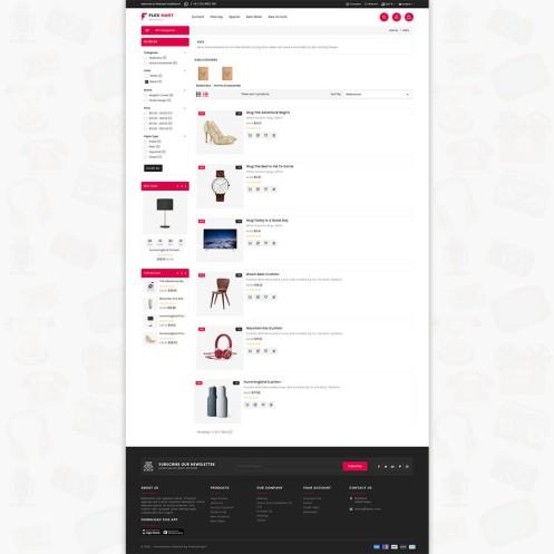 Flex Mart - The Best Multistore PrestaShop Theme