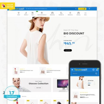 TownMall - The Furniture Mall PrestaShop Theme