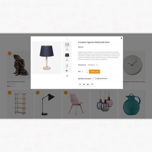 Brookwood - The Best Furniture PrestaShop Theme
