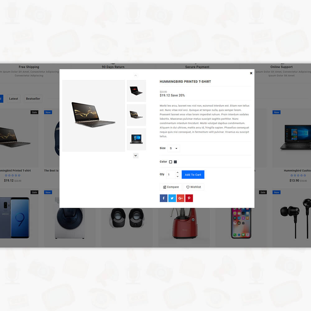 Voltsia The Best Electronics Store Template