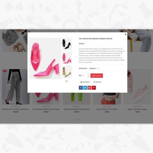Clothly - The Fashion PrestaShop Theme