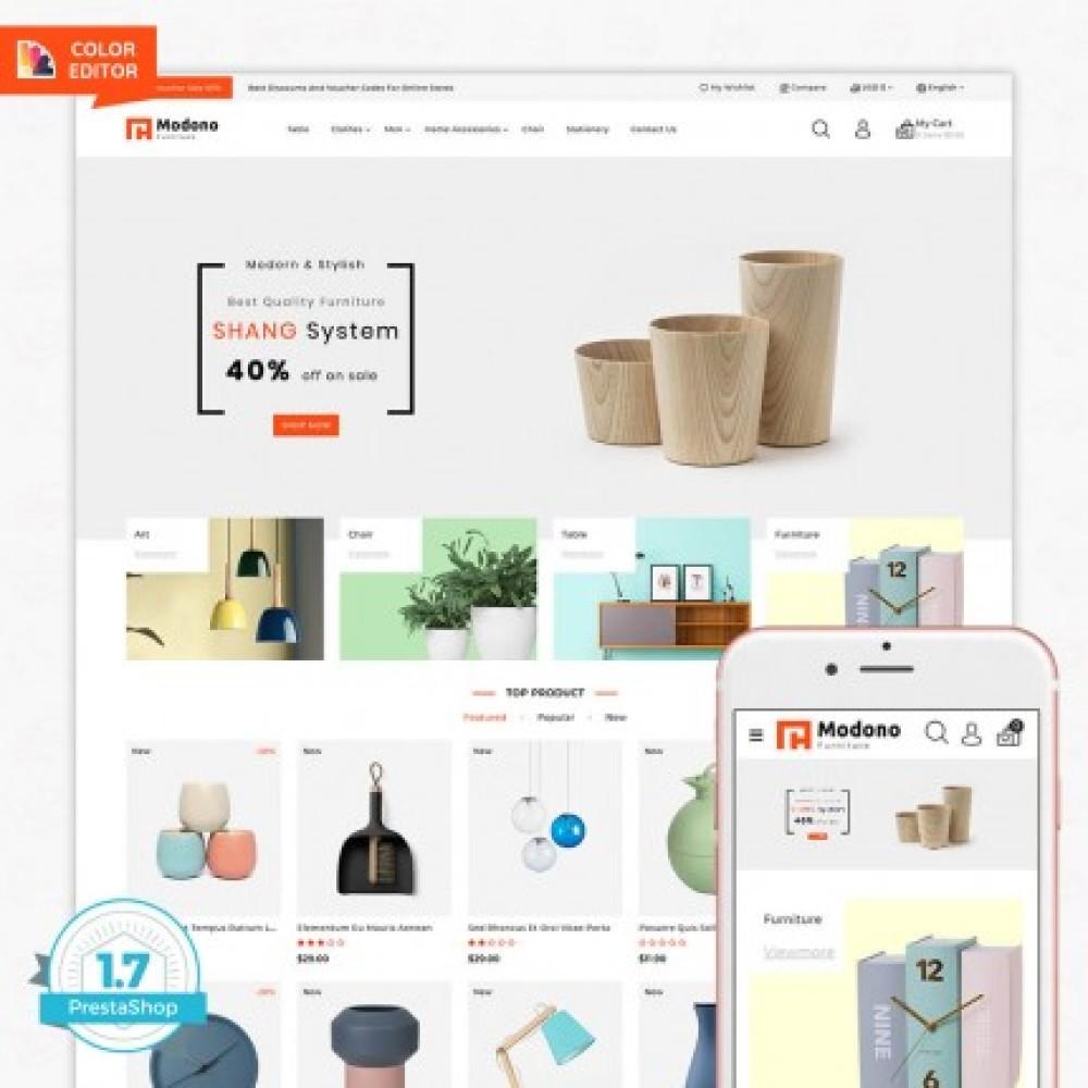 Modono- The Furniture Store Template