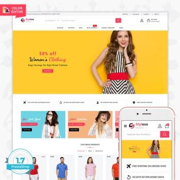Stylexa - The Fashion PrestaShop Theme