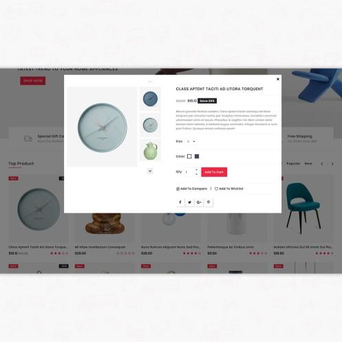 Furnimart - Furniture PrestaShop Theme