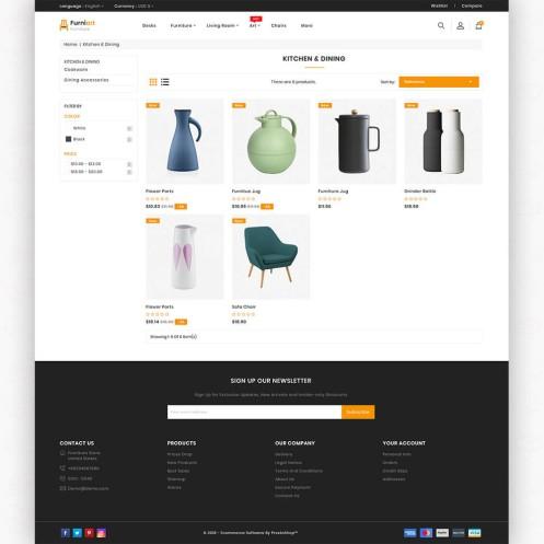 Furnimart - The Best Furniture PrestaShop Theme