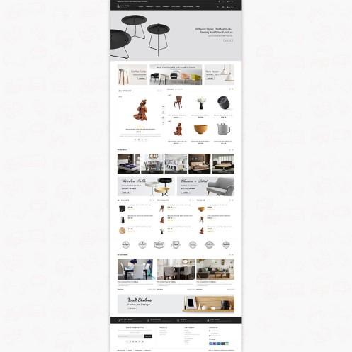 DeskStore - The Furniture PrestaShop Theme