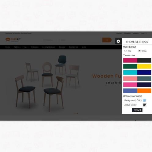 Furnishy - The Furniture PrestaShop Theme