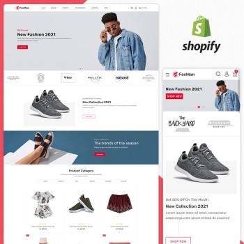 Fashton Fashion Responsive Shopify Theme