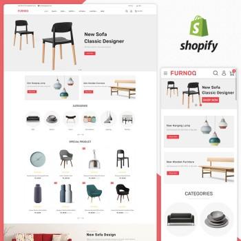 Furnoo - The Furniture Shopify Theme
