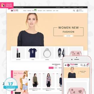 Stylezee - The Fashion PrestaShop Theme