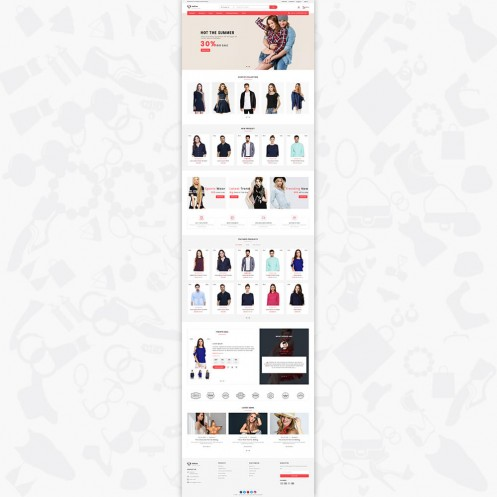 Vellizo - The Fashion PrestaShop Theme