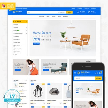 Stein - The Electronics PrestaShop Theme