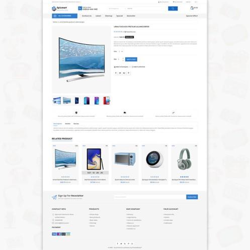 Epicmart - The Best Electronics PrestaShop Theme