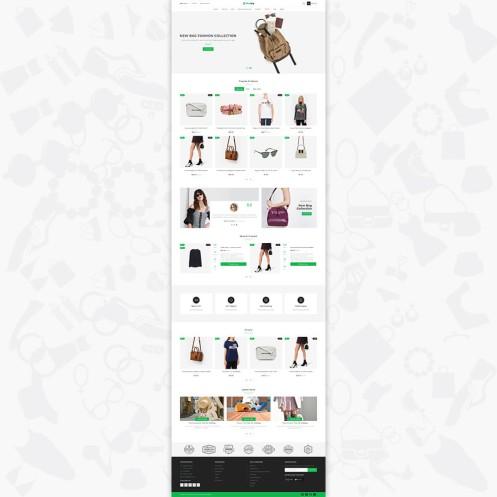 Modely - The Fashion PrestaShop Theme