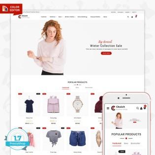 Choicit - The Fashion PrestaShop Theme