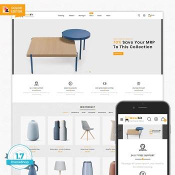 Woodbit - The Furniture PrestaShop Theme