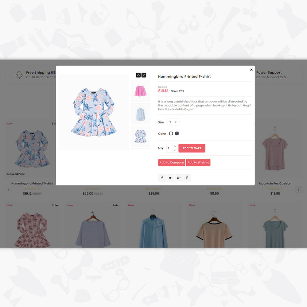Beaubel - The Fashion Store Template