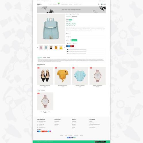 Quint - The Fashion PrestaShop Theme