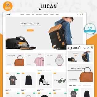 Lucan - The Fashion PrestaShop Theme